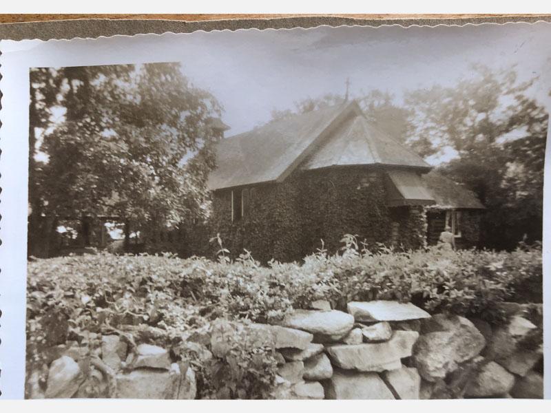Historical Photo of St. Aidan's Chapel